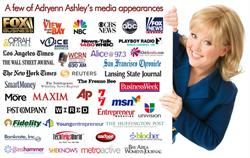 Media favorite Adryenn Ashley, Founder of CrowdedReality.com