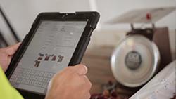 Lotpath Inspector iPad App