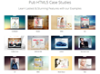 PUB HTML5 Case Studies
