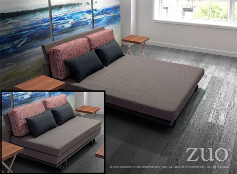modern pull out sofa homethangscom has introduced a guide to contemporary futons and