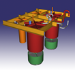 Martingale Reveals Design for Mass-Produced Nuclear Power Plants
