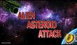Alien Asteroid Attack