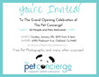 The Pet Concierge Invites Pet Owners from the SF Bay Area to The Pet Concierge Education Center Grand Opening Party on Jan. 11 2015