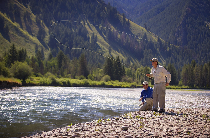Snake river sporting club and orvis announce new fly for Snake river fly fishing