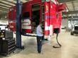 Braun Ambulances Expands Service Department
