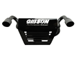 Gibson Side X Side Performance Slip On Muffler for Polaris RZR XP1000