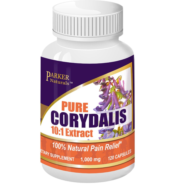 Corydalis pills