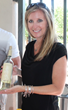 Piattelli US Sales Director Lisa Runyan at a Piattelli Wine Tasting