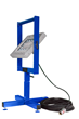 Low Voltage Explosion Proof LED Light on Aluminum Base Stand