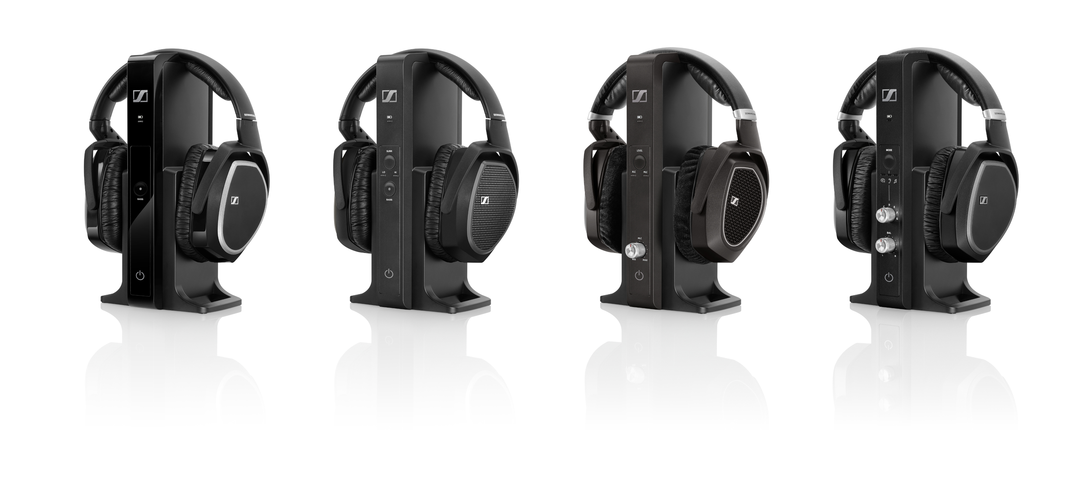29d4f986200 Your sound, liberated: Sennheiser's new RS line defines a new standard in digital  wireless home audio