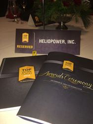 HelioPower Solar Named Top Workplace In Inland Empire