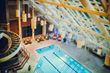 Sheraton Tysons Hotels – indoor pool