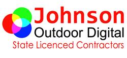 Johnson Outdoor Digital - New Logo
