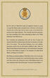 Rex Proclamation