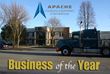 Apache Stainless Equipment Corporation Named Business of the Year by...