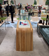 T1Visions Interactive Retail Table for Neiman Marcus