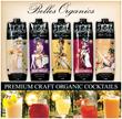 Belles Organics' Award-Winning Organic Small Batch Crafted Cocktails...