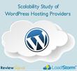 New Web Performance Study Ranks Top WordPress Hosting Providers