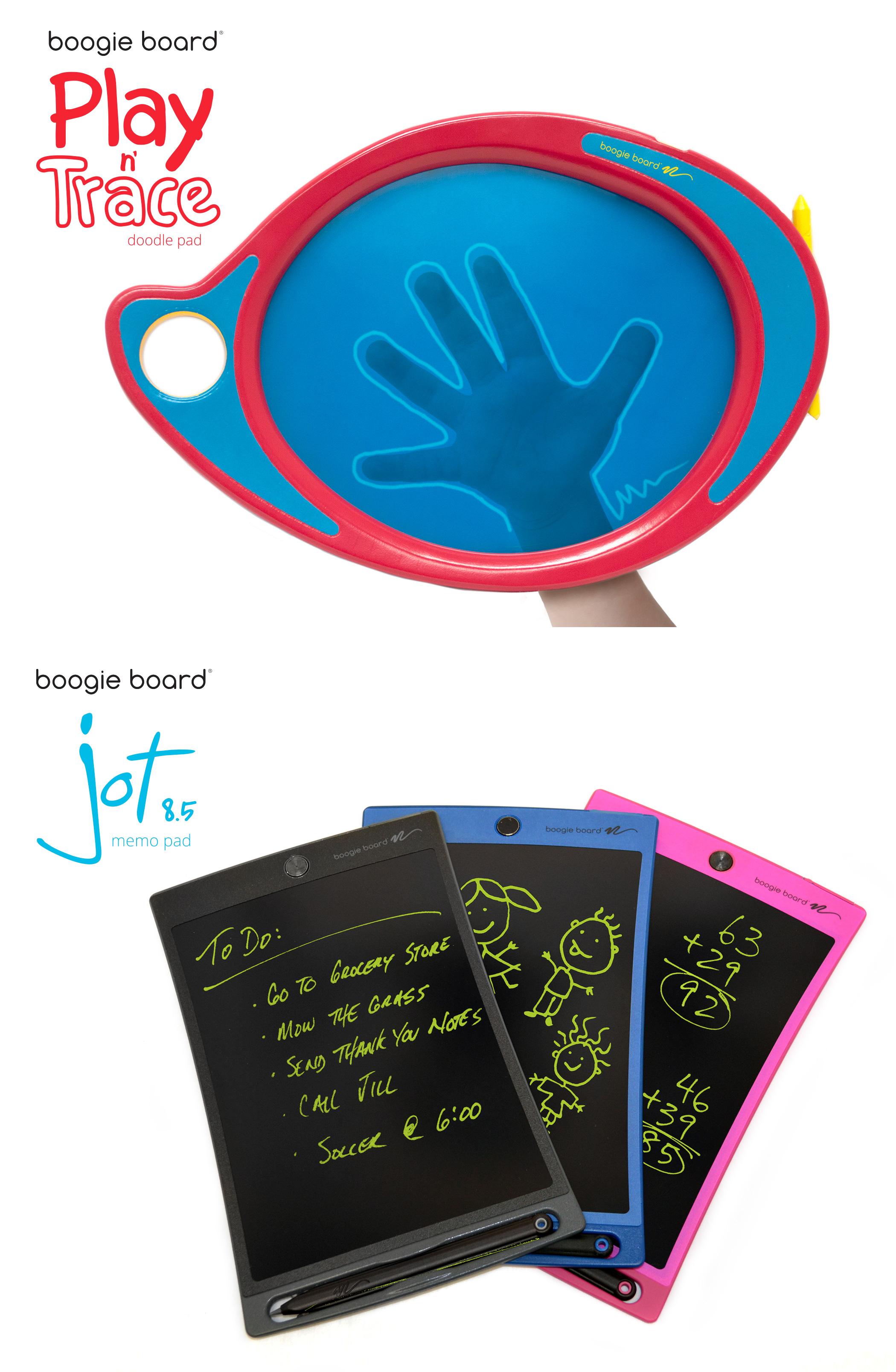 Boogie Board Memo