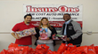 InsureOne Rings in the New Year with Giving