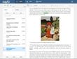 Screen shot of Capti Desktop