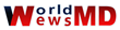 Newly Released WorldNewsMD.com is a Leading Source for the Most Current Breaking Healthcare News Around the World