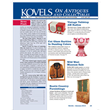 Kovels on Antiques and Collectibles January 2015 Newsletter Available