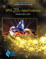 APNA 29th Annual Conference Call for Abstracts
