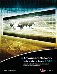 Siemon 2015 Network Infrastructure EBook