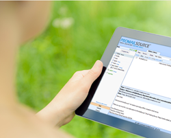 ProMailSource™ secure email is mobile device friendly and HIPAA compliant.
