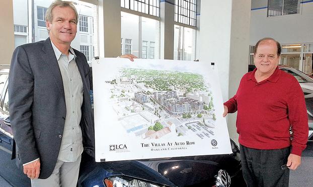 Profitable Volkswagen Of Oakland Dealership Owner Mike