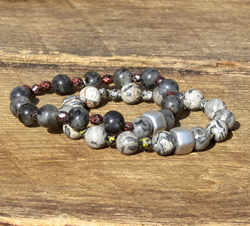 Cosmic Duo Bracelet Set from SassyBelleWares, as gifted at GBK's 2015 Golden Globes Celebrity Gift Lounge.