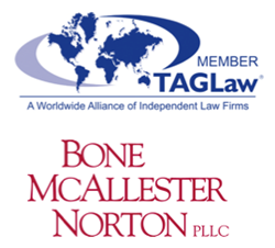 Bone McAllester Norton Joins TAGLaw International Alliance