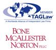 Bone McAllester Norton Joins TAGLaw International Alliance