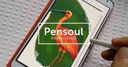 Pensoul App available on Google Play