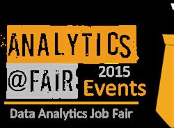 #AnalyticsFair: All Things Analytics Job Fair