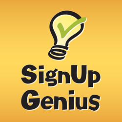 SignUpGenius online sign up forms sign up sheets volunteer management event management