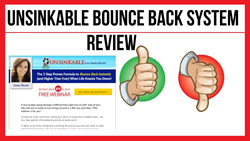 Unsinkable Bounce Back System Review