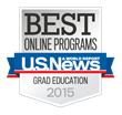 UNE Ranks Among the Top Online Graduate Education Programs for 2015