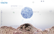 Viscira® Uses Parallax Scrolling to Design Stunning Websites for...