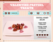 Sweet! A brand new recipe from the Palmer kitchen, featured on the 2015 Valentine's Day website.