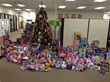 RevSpring Hosts Food and Toy Drives