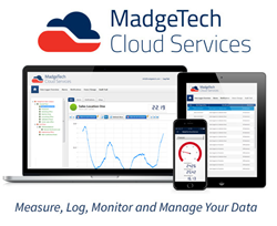 MadgeTech Cloud Services - Measure, Log, Monitor and Manage Your Data