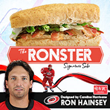 "Harris Teeter Unveils Carolina Hurricanes Ron Hainsey's ""The Ronster"" Signature Sub Sandwich"