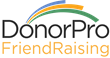 DonorPro Launches FriendRaising 2.0, a New Online Peer to Peer...