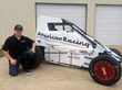 American Racing Custom Wheels and 18-Year-Old Race Driver Tyler Thomas...