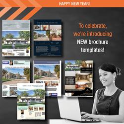 New listing brochures