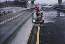 concrete cuttng