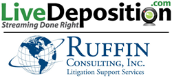 LiveDeposition - Ruffin Consulting