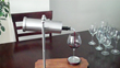 A Robotic Wine Pourer that Pours the Perfect Glass, the Wine Verser
